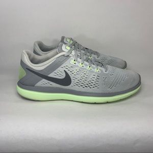 Nike Women's Flex Contact. Pure Platinum Cool Gray